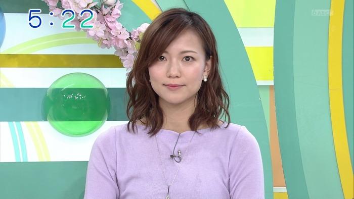 斎藤真美アナの乳