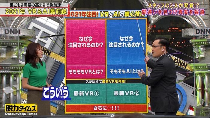 小澤陽子アナのおっぱい7