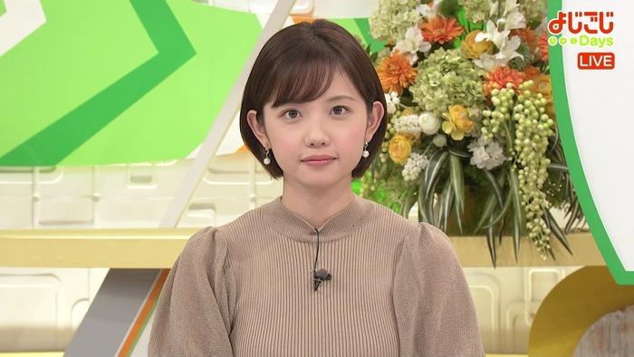 田中瞳アナのおっぱいe