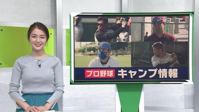 福田典子アナの乳4
