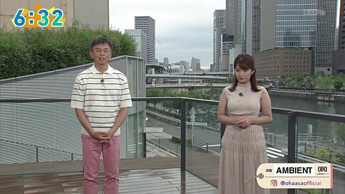 鷲尾千尋アナのおっぱい2