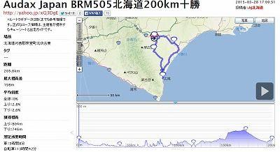 BRM505十勝200