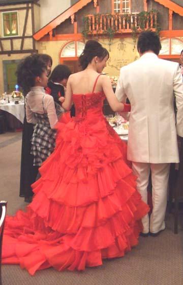 あっちゃん結婚式