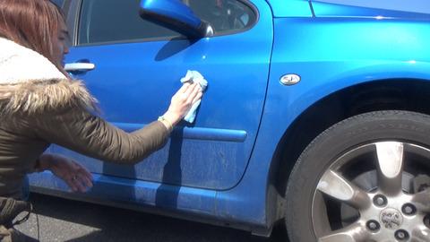 220洗車