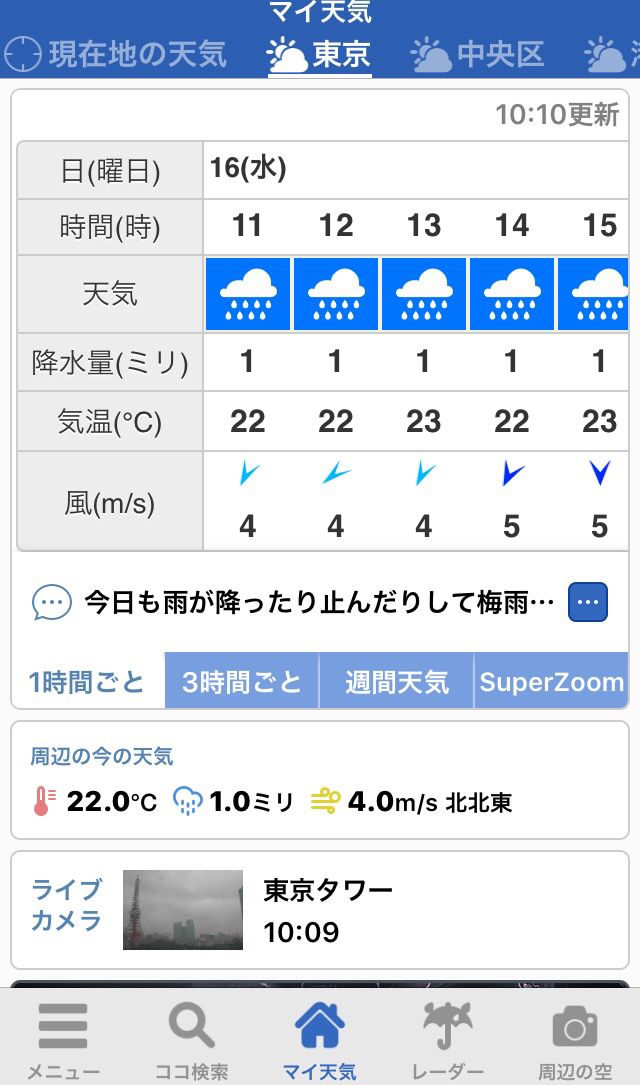 倉敷 天気 予報