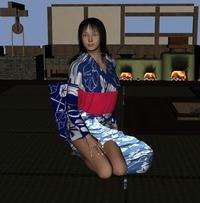 Mayuka Yukata 001