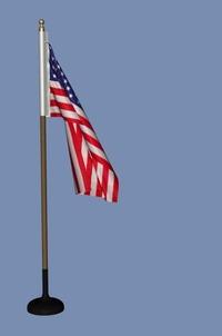 American flag 001 wind=5