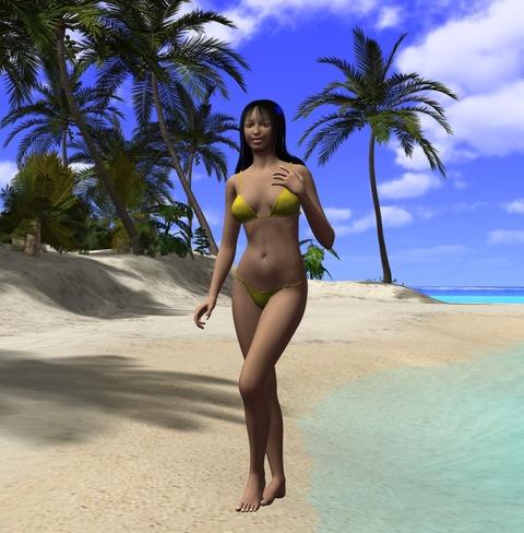 Mayuka beach 001