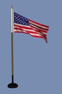 American flag 001 wind=20