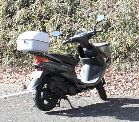 原付2種バイク