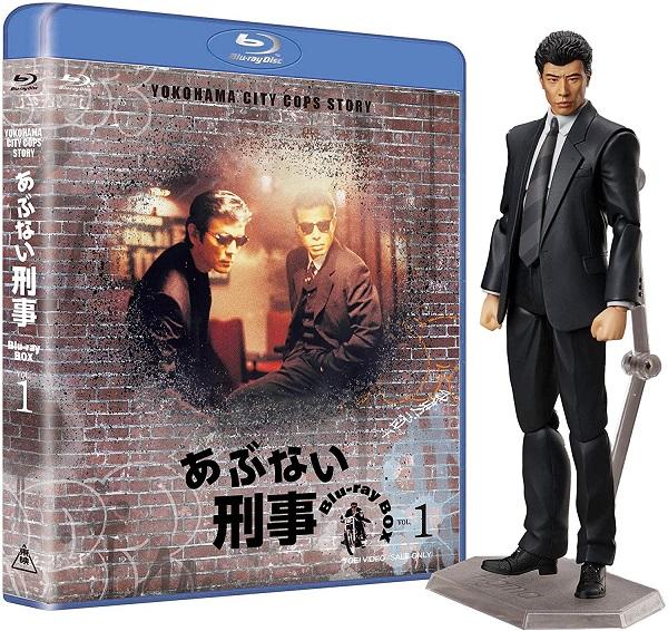 浅野温子 あぶない刑事 Blu-ray BOX