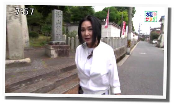 浅野温子 朝だ!生です旅サラダ 広島