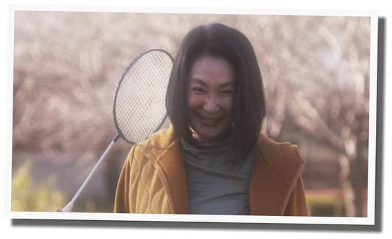 浅野温子 ドラマ『悪魔の弁護人』 ボブヘア