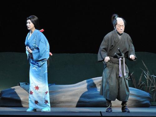 浅野温子 舞台「時代劇版『101回目のプロポーズ』 武田鉄矢