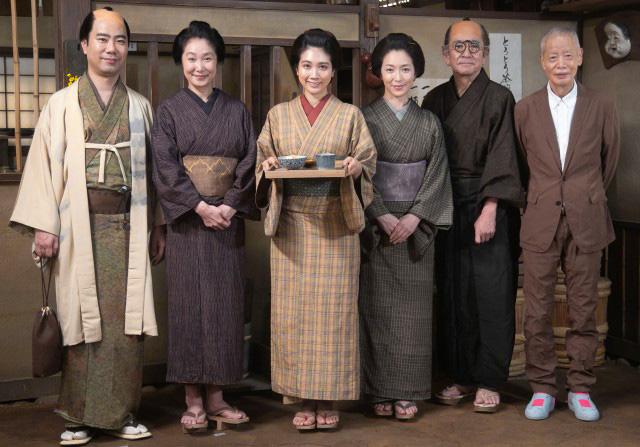 浅野温子 角川映画『みをつくし料理帖』出演