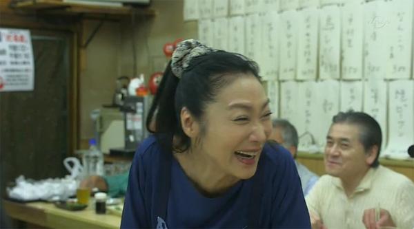 浅野温子 孤独のグルメ