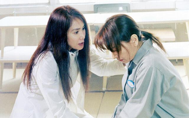 浅野温子 刑務所の医者 若宮冴子