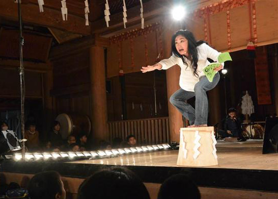浅野温子 舞台