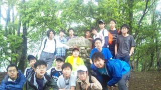2011年度6月山行写真