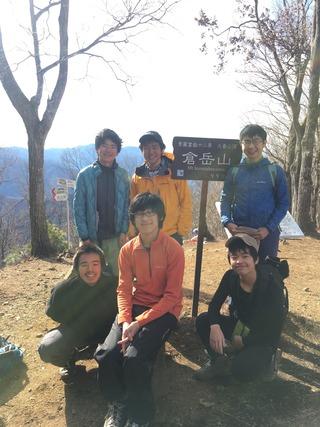 11・山頂