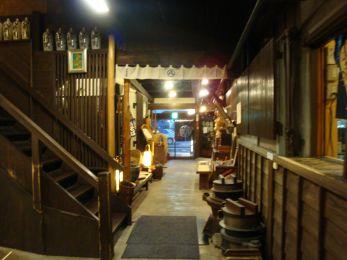 蔵のレストラン3