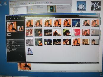 iPodのアートワーク検索