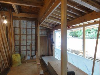 照明器具と家具工事の説明