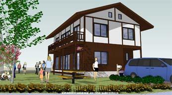 モデル住宅