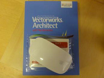 Vectorworks 導入しました。