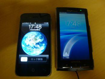 iPhone4の勝ち!?