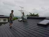 太陽光発電の打合せ