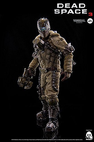 DEAD SPACE 3 Isaac Clarke (1/6スケール ABS&PVC製塗装済み可動フィギュア)