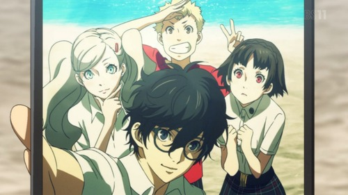 『PERSONA5 the Animation』19話感想 楽しい修学旅行からの急展開