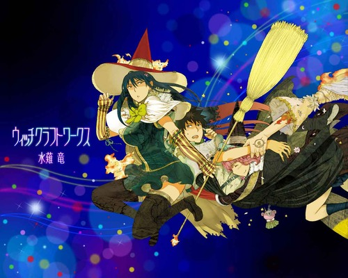 Witchcraftworks_anime