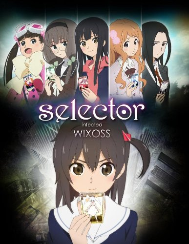 『selector infected WIXOSS』のBD-BOXが予約開始!初回限定特典にるう子デッキが付属!