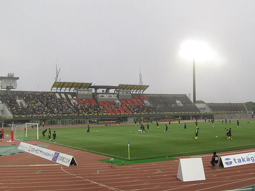 Honjo_Stadium_20110508