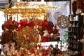 クリスマス店内照明
