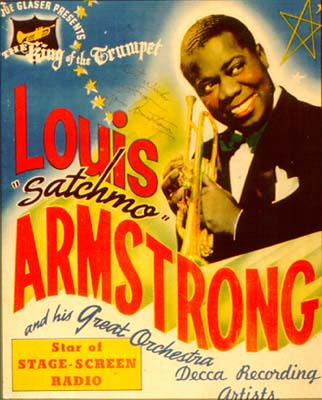 サッチモ Louis Armstrong:West End Blues (1928...  li