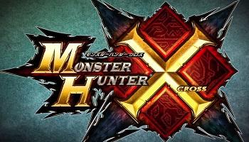 【速報】3DS『モンスターハンタークロス』が2015年冬に発売決定