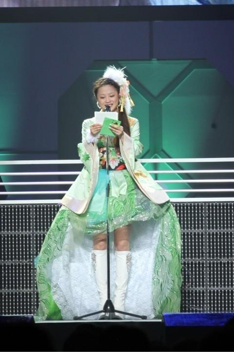 モーニング娘。コンサートツアー2012春~ウルトラスマート~ 新垣里沙 ...