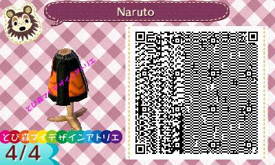 ナルトマイデザインQR004