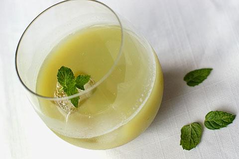ルータベガとセロリのジュース
