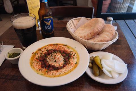 ピタパンがおいしいハマス専門店