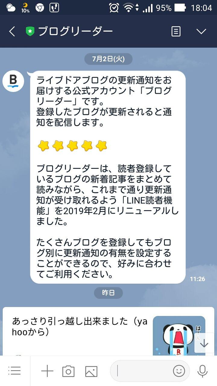 速報 Livedoor ブログ