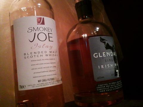 グレンダロウとジョー