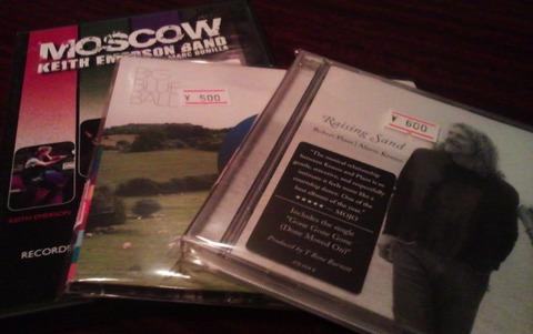 DVDとCD2枚