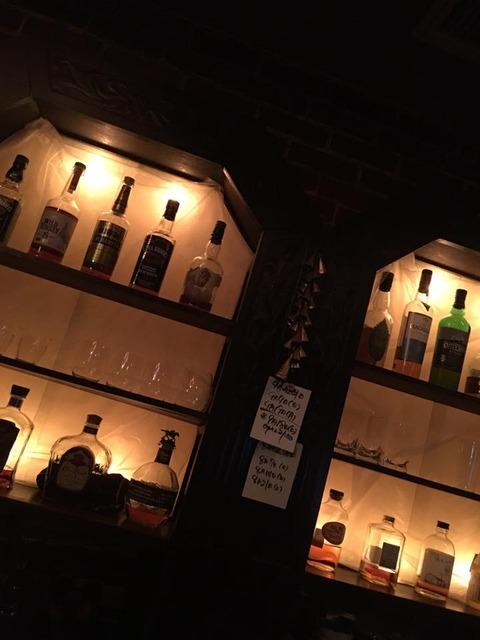 junさん酒棚