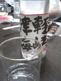 本格米焼酎津軽海峡
