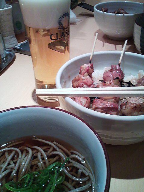 札幌焼鳥ばんぶう/焼鳥丼