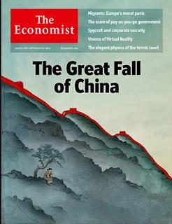 The Great Fall of China(中国の大いなる転落)